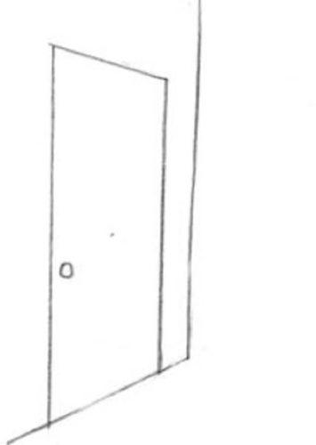 一枚のドア