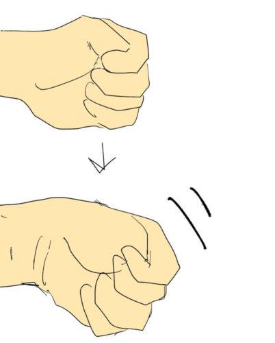 腱鞘炎のチェックの方法